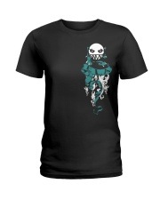 ELA - CREST EDITION-DS Ladies T-Shirt tile