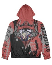 MAGNAMALO - SUBLIMATION Women's All Over Print Full Zip Hoodie tile