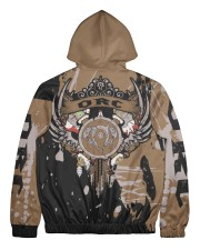 ORC - SUBLIMATION Men's All Over Print Full Zip Hoodie tile