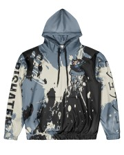 BISHATEN - SUBLIMATION Men's All Over Print Hoodie front