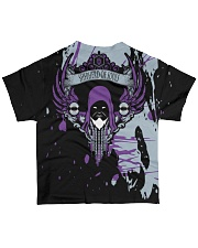 YORICK - SUBLIMATION All-over T-Shirt back