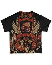 RATHALOS - ELITE SUBLIMATION All-over T-Shirt back
