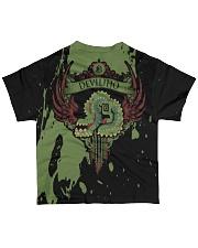 DEVILJHO - SUBLIMATION-V3 All-over T-Shirt back