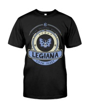 LEGIANA - ORIGINAL EDITION-V3 Classic T-Shirt front
