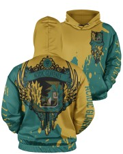 ACIDIC GLAVENUS - SUBLIMATION Men's All Over Print Hoodie aos-men-hoodie-ghosted-front-05