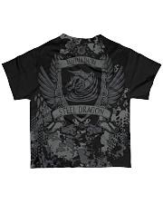 KUSHALA DAORA - ELITE SUBLIMATION All-over T-Shirt back