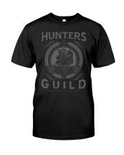 KUSHALA DAORA - HUNTERS GUILD Classic T-Shirt front