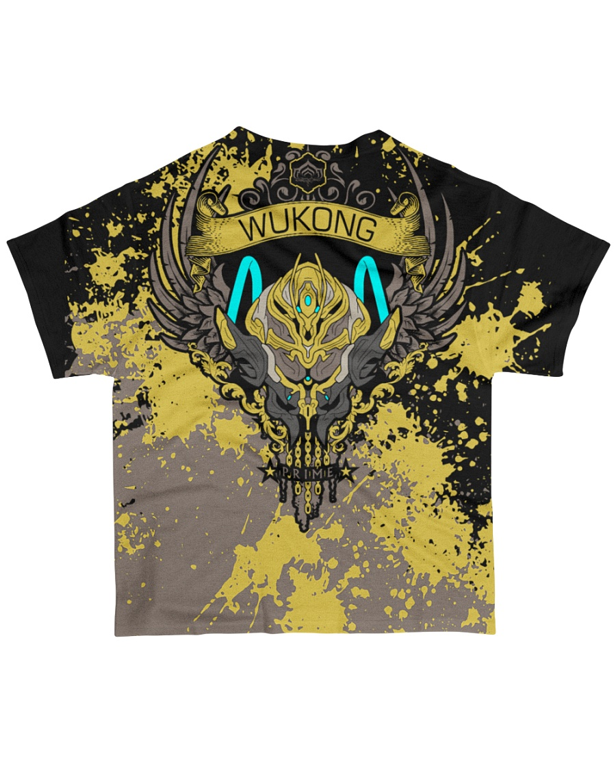 WUKONG PRIME - SUBLIMATION-V3 All-over T-Shirt