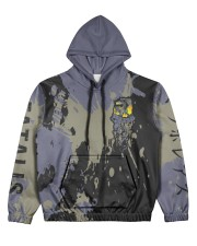 FATALIS - SUBLIMATION Women's All Over Print Hoodie tile