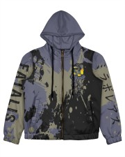 FATALIS - SUBLIMATION Women's All Over Print Full Zip Hoodie tile