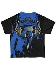 AZURE RATHALOS - SUBLIMATION-V3 All-over T-Shirt back