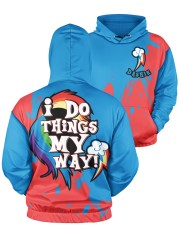 DASHIE - SUBLIMATION Men's All Over Print Hoodie aos-men-hoodie-ghosted-front-05