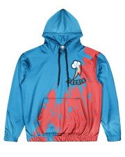 DASHIE - SUBLIMATION Men's All Over Print Hoodie front