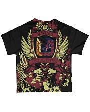 GLAVENUS - ELITE SUBLIMATION All-over T-Shirt back