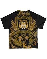 DIABLOS - ELITE SUBLIMATION All-over T-Shirt back