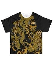 DIABLOS - ELITE SUBLIMATION All-over T-Shirt front