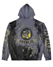 FATALIS - SUBLIMATION-V3 Men's All Over Print Hoodie back
