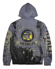FATALIS - SUBLIMATION-V3 Men's All Over Print Full Zip Hoodie tile