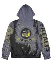 FATALIS - SUBLIMATION-V3 Women's All Over Print Full Zip Hoodie tile