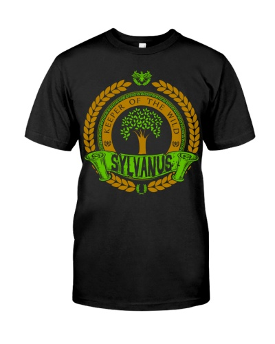 SYLVANUS - FIGHTER CREST