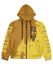 TEOSTRA - SUBLIMATION Women's All Over Print Full Zip Hoodie tile