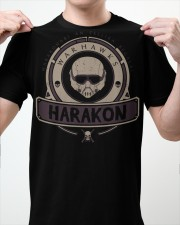 HARAKON - LIMITED EDITION-V3 Classic T-Shirt apparel-classic-tshirt-lifestyle-front-62