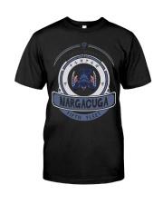 NARGACUGA - ORIGINAL EDITION-V3 Classic T-Shirt front