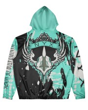 NYX - ELITE SUBLIMATION Men's All Over Print Hoodie back