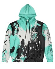 NYX - ELITE SUBLIMATION Men's All Over Print Hoodie front