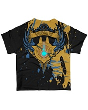 PANTHEON - SUBLIMATION All-over T-Shirt back