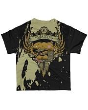 JYURATODUS - SUBLIMATION-V3 All-over T-Shirt back