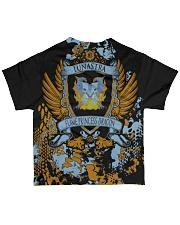 LUNASTRA - ELITE SUBLIMATION All-over T-Shirt back