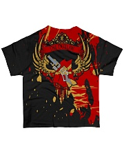 GRAVES - SUBLIMATION All-over T-Shirt back