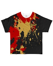 GRAVES - SUBLIMATION All-over T-Shirt front