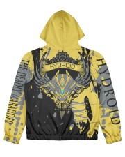 HYDROID PRIME - ELITE SUBLIMATION Women's All Over Print Full Zip Hoodie tile