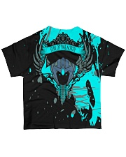 SEJUANI - SUBLIMATION All-over T-Shirt back