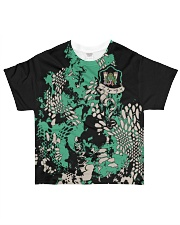 PUKEI-PUKEI - ELITE SUBLIMATION All-over T-Shirt front
