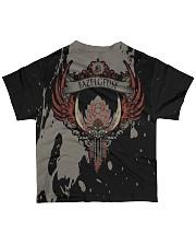 BAZELGEUSE - SUBLIMATION-V3 All-over T-Shirt back