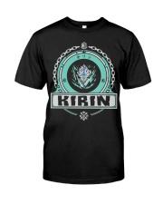 KIRIN - ORIGINAL EDITION-V8 Classic T-Shirt front