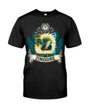 ZINOGRE - ELITE EDITION Classic T-Shirt front
