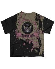 SCARRED YIAN GARUGA - SUBLIMATION-V3 All-Over T-Shirt tile
