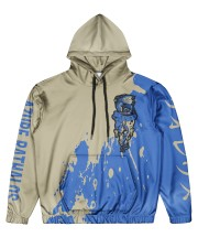 AZURE RATHALOS - SUBLIMATION Men's All Over Print Hoodie front