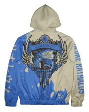 AZURE RATHALOS - SUBLIMATION Men's All Over Print Full Zip Hoodie tile