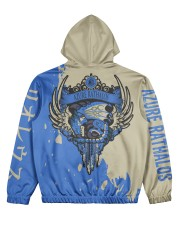 AZURE RATHALOS - SUBLIMATION Women's All Over Print Hoodie tile