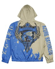 AZURE RATHALOS - SUBLIMATION Women's All Over Print Full Zip Hoodie tile