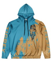 TIGREX - SUBLIMATION Men's All Over Print Hoodie front