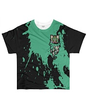 PUKEI-PUKEI - SUBLIMATION-V3 All-over T-Shirt front