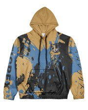 TIGREX - SUBLIMATION Women's All Over Print Hoodie tile