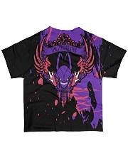 KHA'ZIX - SUBLIMATION All-over T-Shirt back