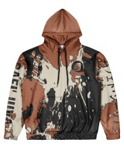 SAFI'JIIVA - SUBLIMATION-V3 Men's All Over Print Hoodie front